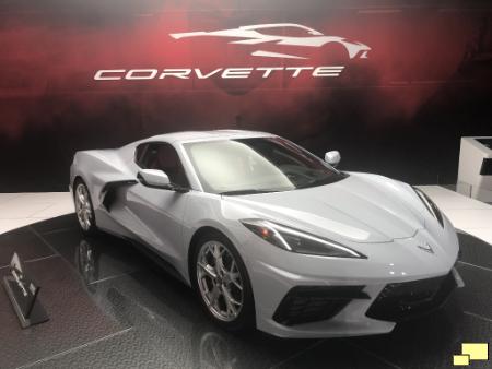 Corvette C8 Mid Engine